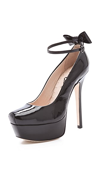 alice + olivia Ladea Mary Jane Pumps