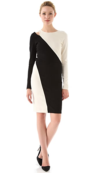 alice + olivia Josefina Cutout Dress