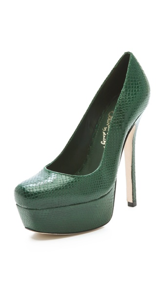 alice + olivia Larimore Pumps
