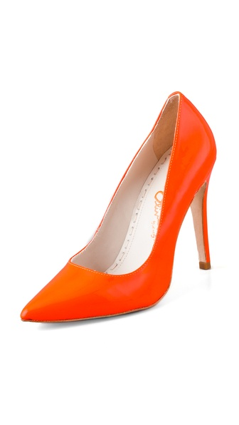 alice + olivia Devon High Heel Pumps
