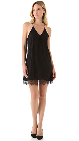 alice + olivia Lace Fierra Dress