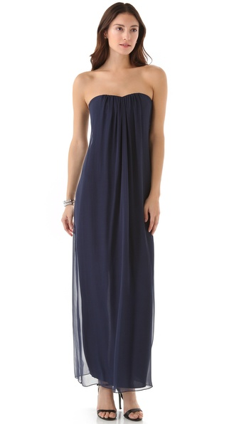 alice + olivia Jocelyn Sweetheart Gown