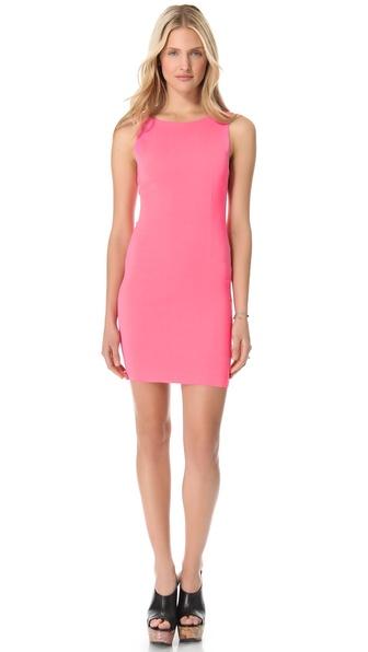 alice + olivia Adrienne Sleeveless Dress