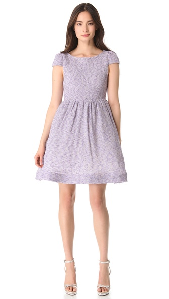 alice + olivia Beatrice Knit Dress