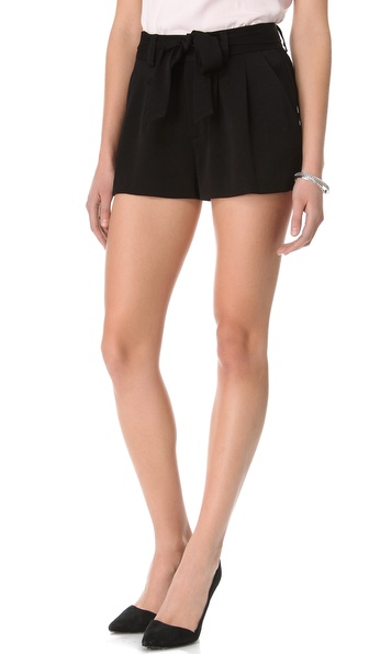 alice + olivia Flutter Shorts
