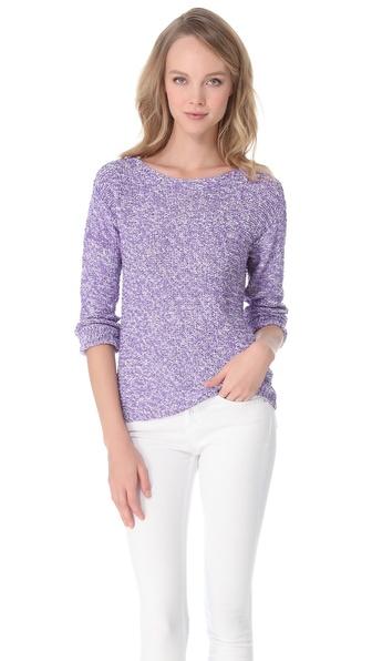 alice + olivia Gloria Boxy Sweater