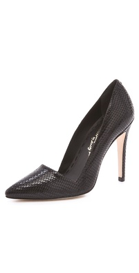 alice + olivia Dina Single Sole Pumps