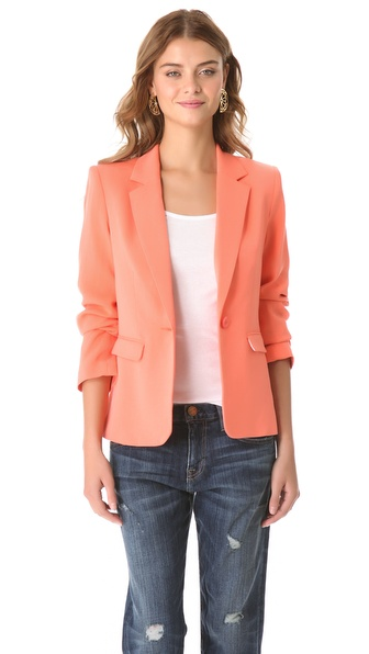 alice + olivia Elysee Blazer