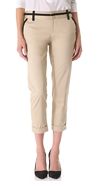 alice + olivia Cropped Trousers
