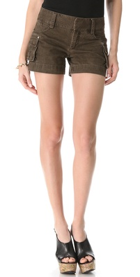 alice + olivia Cargo Shorts