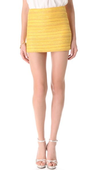 alice + olivia Leigh A Line Skirt