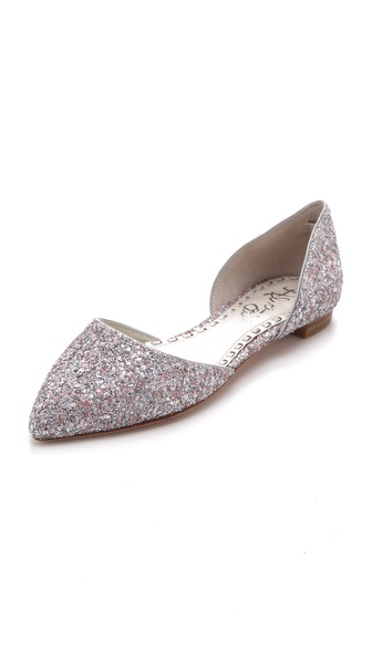 alice + olivia Hillary d'Orsay Flats
