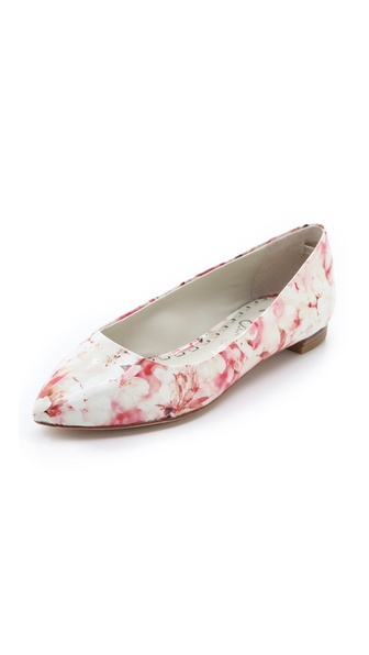 alice + olivia Hudson Watercolor Flats