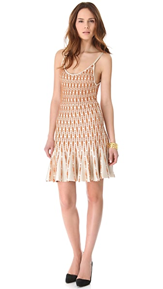 alice + olivia Knit Tank Dress