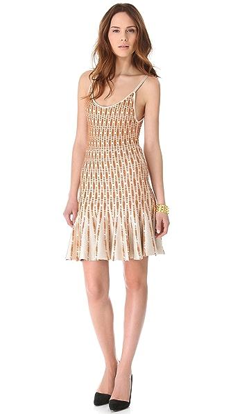 alice + olivia Knit Tank Dress