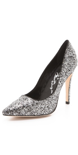alice + olivia Dahlia Sparkle Pumps at Shopbop / East Dane