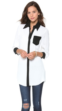alice + olivia Tunic Blouse
