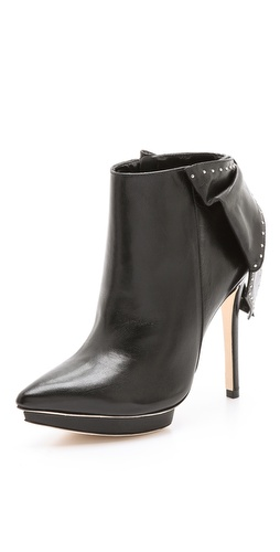 alice + olivia Darlen Platform Booties at Shopbop / East Dane