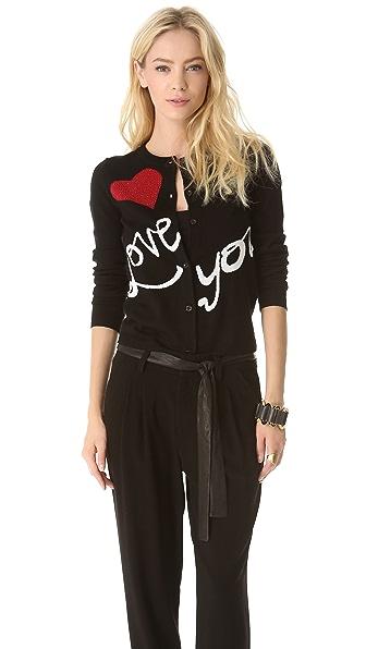 alice + olivia Love You Cardigan