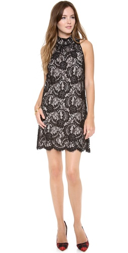 alice + olivia Shoshanna Dress at Shopbop / East Dane