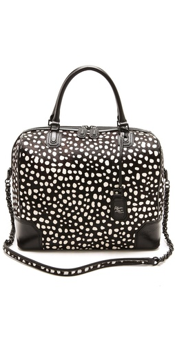 alice + olivia Olivia Large Satchel at Shopbop / East Dane