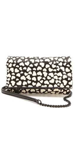alice + olivia Me Clutch at Shopbop / East Dane