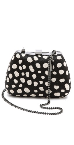 alice + olivia Ella Clutch at Shopbop / East Dane
