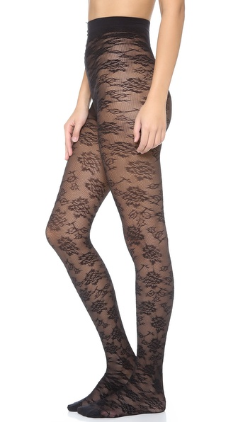 alice + olivia Alice and Olivia by Pretty Polly Lace Tights
