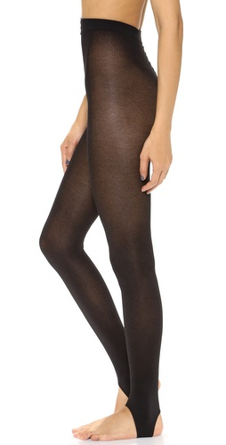 alice + olivia Alice and Olivia by Pretty Polly 120D Strirrup Tights at Shopbop / East Dane