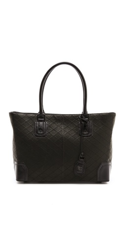 alice + olivia D Quilted Tote Bag at Shopbop / East Dane