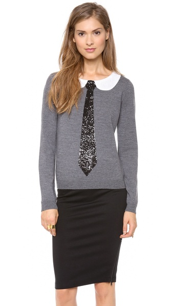 alice + olivia Delray Sweater