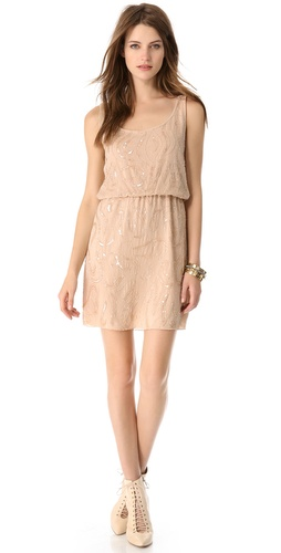alice + olivia Bo Beaded Dress at Shopbop / East Dane
