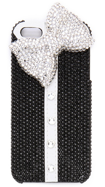 alice + olivia Shirt Jeweled iPhone 5 / 5S Case