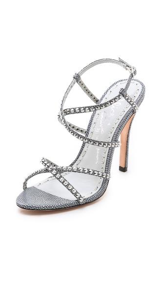 alice + olivia Gianna Strappy Sandals