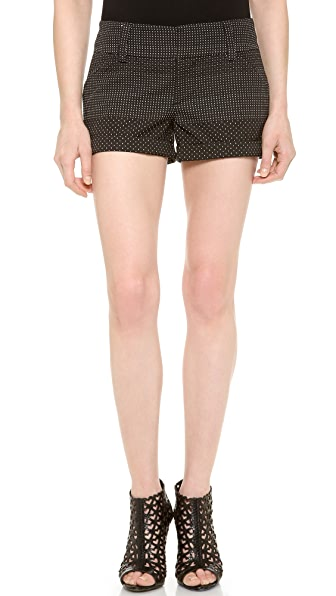 alice + olivia Cropped Shorts