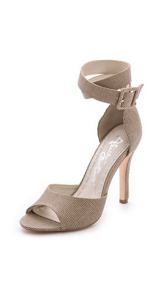 alice + olivia Gwenie Ankle Strap Sandals