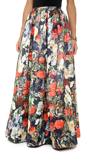 alice + olivia Ball Gown Maxi Skirt
