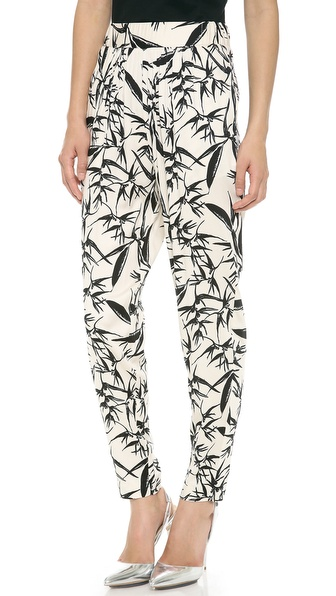 alice + olivia High Waisted Pants