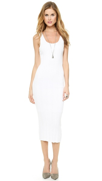 alice + olivia Peonie Stretch Scoop Knit Dress