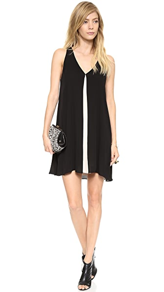 alice + olivia Rola T Back Dress