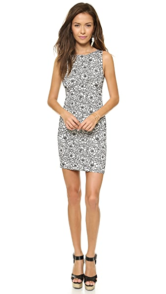 alice + olivia Donovan Shift Dress