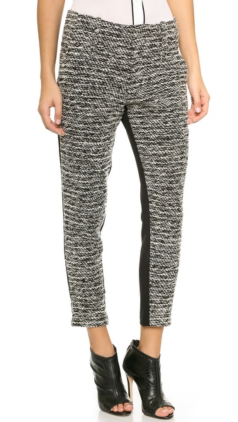 alice + olivia Combo Anders Pants
