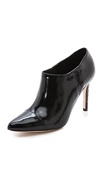 alice + olivia Dex Ankle Booties