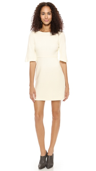 alice + olivia Maley A Line Dress