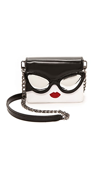 alice + olivia Stacey Face Mini Clee Bag