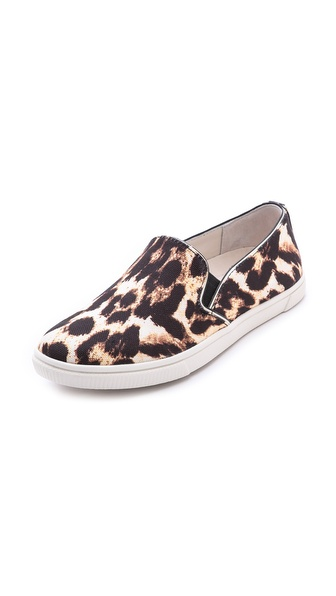 Alice + Olivia Pamela Slip On Sneakers - Natural at Shopbop / East Dane