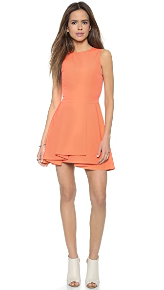 Kupi alice + olivia haljinu online i raspordaja za kupiti Alice + Olivia Becky Tank Dress Coral online