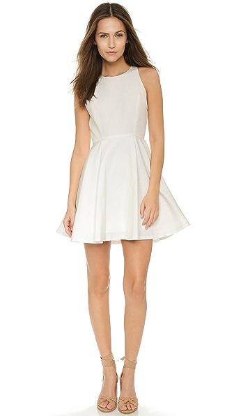 Kupi alice + olivia haljinu online i raspordaja za kupiti Alice + Olivia Fran Party Dress Off White online