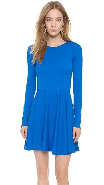 Kupi alice + olivia haljinu online i raspordaja za kupiti Alice + Olivia Brinley Mini Dress Cobalt online