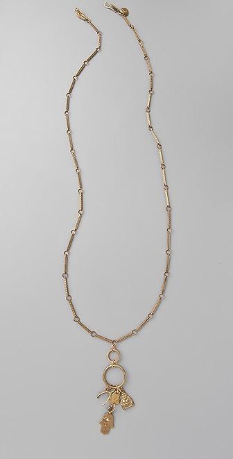 Alkemie Jewelry Lucky Charm Necklace